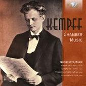 Kempff: Chamber Music by Ginevra Petrucci, Lorenzo Fabiani, Francesco Sorrentino