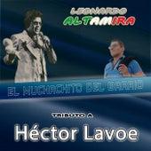 Tributo a Hector Lavoe de Leonardo Altamira el muchachito del barrio