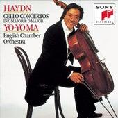 Haydn:  Cello Concertos by Yo-Yo Ma