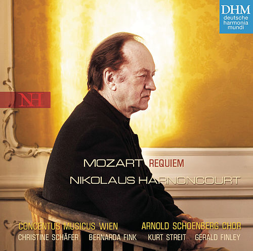 Mozart: Requiem by Nikolaus Harnoncourt
