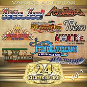24 Kilates de Oro Vol, 1 de Various Artists