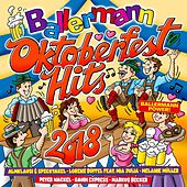 Ballermann Oktoberfest Hits 2018 von Various Artists