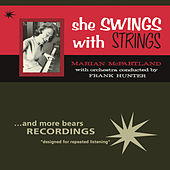 She Swings with Strings von Marian McPartland
