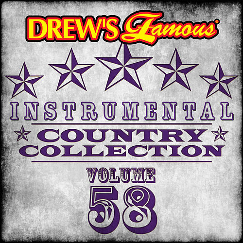 Drew's Famous Instrumental Country Collection (Vol. 58) by The Hit Crew(1)
