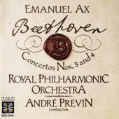 Beethoven: Piano Concertos Nos. 3 & 4 by Emanuel Ax