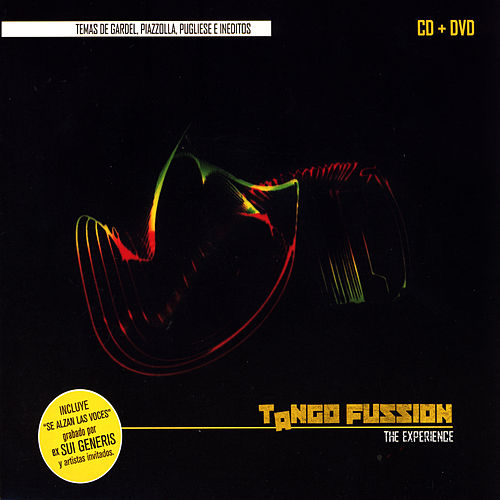 Tango Fussion by Various Artists