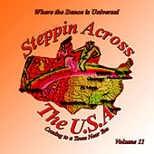 Steppin Across The USA Volume 11 de Various Artists