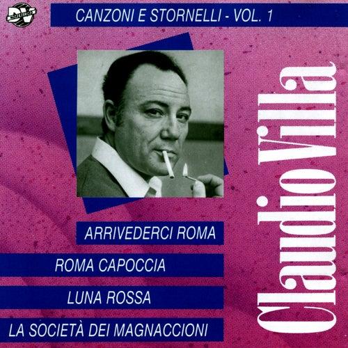 Canzoni e Stornelli Vol. 1 by Claudio Villa