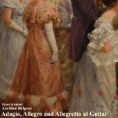Adagio, Allegro and Allegretto at Guitar by Aurélien Delprat