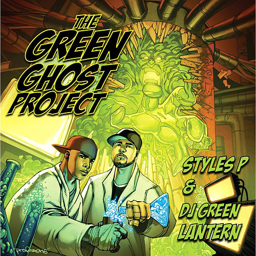 The Green Ghost Project (Clean) by Various Artists