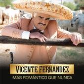 Más Romántico Que Nunca de Vicente Fernández