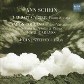 Ann Schein Plays Carter, Copland, & Patitucci by Ann Schein