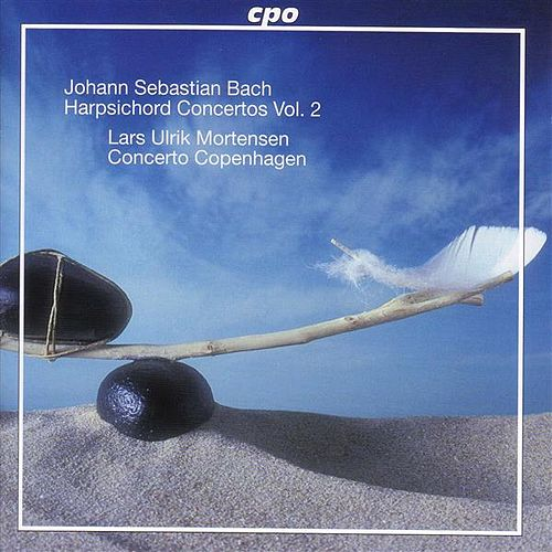 Bach, J.S.: Keyboard Concertos, Vol. 2   - Bwv 1055-1058 by Lars Ulrik Mortensen