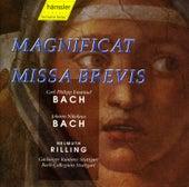Bach, C.P.E.: Magnificat, Wq. 215, H. 772 von Helmuth Rilling