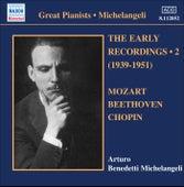 Michelangeli, Arturo Benedetti: Early Recordings, Vol. 2 (1939-1951) de Arturo Benedetti Michelangeli