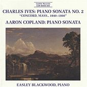 Ives: Piano Sonata No. 2 / Copland: Piano Sonata by Easley Blackwood