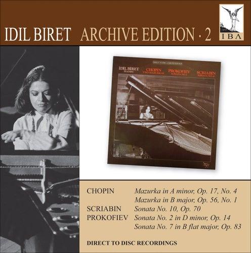 Idil Biret Archive Edition, Vol. 2 by Idil Biret