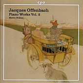 Offenbach, J.: Piano Music, Vol. 2 by Marco Sollini