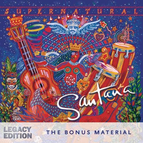 Supernatural: Legacy Edition (The Bonus Material) by Santana