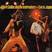 Live In Japan de Albert Collins