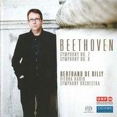 Beethoven, L. van: Symphonies Nos. 7 and 8 by Bertrand De Billy