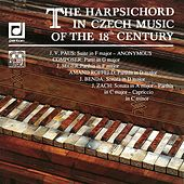 Harpsichord in Czech Music of the 18th Century de Various Artists