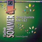 Sommer: String Quartets Nos 1&2 de Panocha Quartet