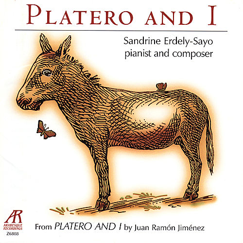 Sandrine Erdely-Sayo: Platero and I by Sandrine Erdely-Sayo