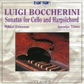 Boccherini: Sonatas for Cello and Harpsichord von Mikael Ericsson