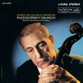 Dvorák; Walton: Cello Concertos von Gregor Piatigorsky