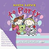 Kids Love to Party by The C.R.S. Players