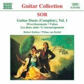 Complete Guitar Duets Vol. 1 by Fernando Sor
