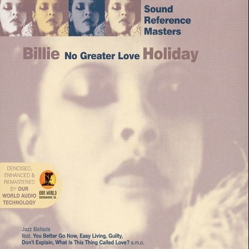 No Greater Love by Billie Holiday