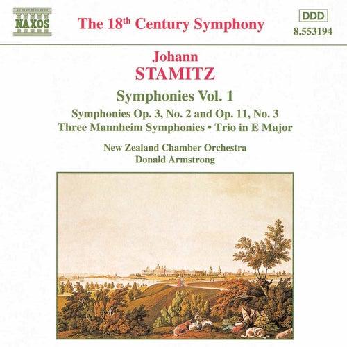 Symphonies Vol. 1 by Johann Stamitz