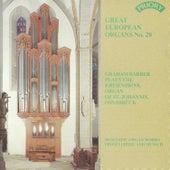 Great European Organs No. 20: St. Johannis Osnabruck by Graham Barber