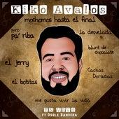 La Desvelada by Kiko Avalos