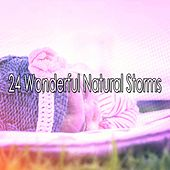 24 Wonderful Natural Storms de Thunderstorm Sleep