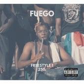 Freestyle 1 - 25% de Fuego