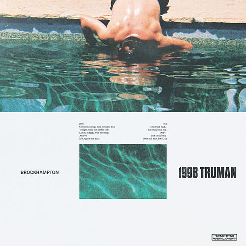 1998 Truman by Brockhampton