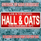 Live In The Studio - Ultrasonic Studios Hempstead NY 1973 de Hall & Oates