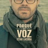 Porquê da Voz von César Lacerda
