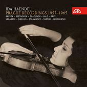 Prague Recordings de Ida Haendel