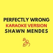 Perfectly Wrong (Originally by Shawn Mendes - Karaoke Version) by JMKaraoke