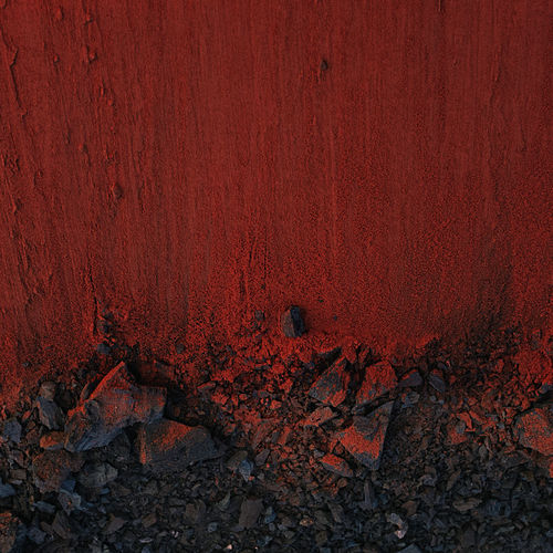 Black in Deep Red, 2014 by Moses Sumney