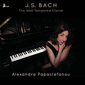 Bach: The Well-Tempered Clavier, Books 1 & 2 von Alexandra Papastefanou
