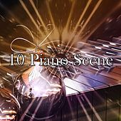 10 Piano Scene by Bar Lounge