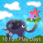 10 Fun Play Days de Canciones Para Niños