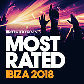 Defected presents Most Rated Ibiza 2018 (Mixed) de Various Artists
