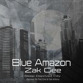 Sleep Deprived City by Blue Amazon