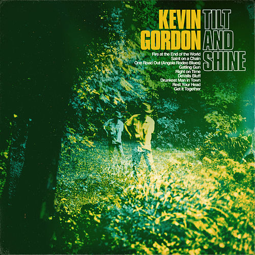 Tilt and Shine by Kevin Gordon